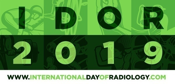 IDOR International Day of Radiology Logo