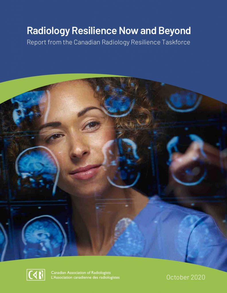 Radiology Resilience Now and Beyond Cover photo